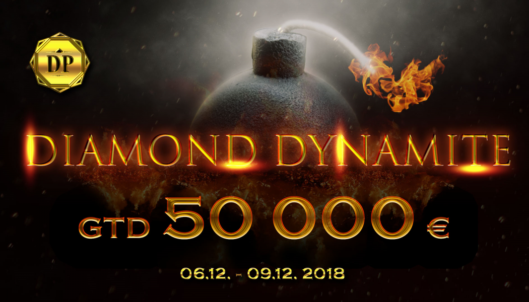 Diamond Dynamite Event Zagreb 6-9th Dec 2018